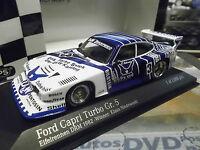 FORD Capri Zakspeed Gr.5 Turbo DRM 1982 D&W Niedzwiedz #3 SP Minichamps 1:43
