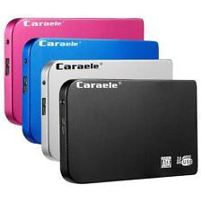 500GB / 1TB / 2TB 2.5'' portátil externo disco duro USB 3.0 respaldo de datos