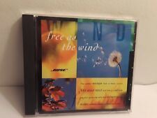 Bose Free As the Wind (CD, 2001)