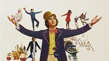 Charlie And The Chocolate Factory Poster Length: 800 mm Height: 450 mm SKU: 210