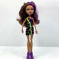 Monster High Doll Freaky Field Trip Clawdeen Wolf Ghoulfriend 2009
