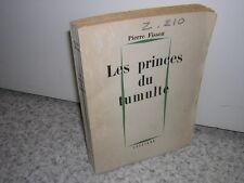 1950.princes du tumulte / Pierre Fisson.SP + envoi autographe.bon ex.automobile