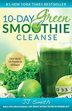 10-Day Green Smoothie Cleanse by JJ Smith ***FULL 114 PGS - PDF EMAILED ONLY***