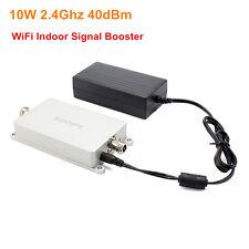 Sunhans WiFi Indoor Signal Booster 10W 2.4G 40dBm High Power Wireless Amplifier