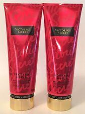 2 VICTORIA'S SECRET FROSTED APPLE FRAGRANCE LOTION 8 FL OZ APPLE & WHIPPED CREAM