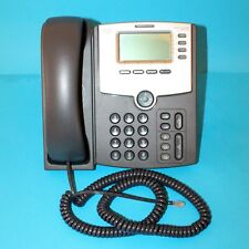 Cisco - SPA514G-RC 4 Line IP Phone with Display, PoE & GigE Ethernet