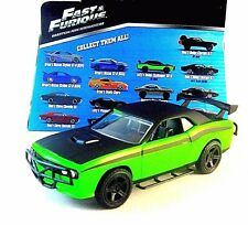 DODGE CHALLENGER SRT8,FAST AND FURIOUS, JADA 1:32 DIECAST CAR COLLECTOR'S MODEL