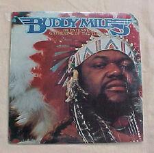 BUDDY MILES Vinyl Record LP ~ BICENTENNIAL GATHERING OF THE TRIBES