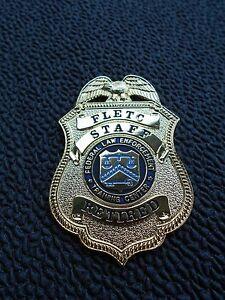 Federal Shield    -     FLETC   - STAFF Retired