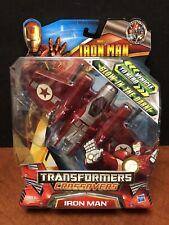 Transformers Crossovers Iron Man Fighter Jet EM4112