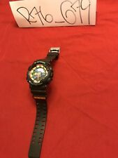 GA-110DR-1A CASIO G-SHOCK X DEE AND RICKY BLACK RED BLUE YELLOW GREEN