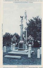 Monument St-Michel Fief Historique Couvent BERGERVILLE Quebec Canada 1922
