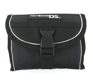 Nintendo DS Carrying Travel Case Pouch ONLY & Screen Protectors ONLY ~~NO GAMES!