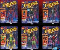 Spider-Man Retro Marvel Legends 6-Inch Action Figures Wave 1 PREORDER