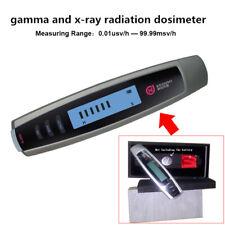 Gamma X Ray Radiation Alarm Detector Personal Nuclear Dosimeter