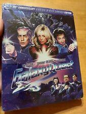 Galaxy Quest 20th Anniversary Blu Ray Movie Steelbook Edition Read