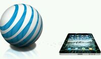 Att TRULY UNLIMITED DATA Only  Hotspot Service One Month Included 4g LTE Sim Car