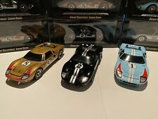 1966 Ford GT-40 MK II 1966 LeMan Winners #1 #5 #2 Shelby Collectibles 1/18 Scale