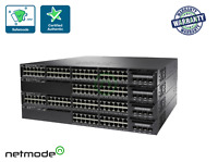 Cisco WS-C3650-48FD-L, 1 Year Warranty and Free Ground Shipping