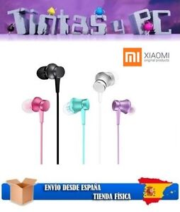 AURICULARES XIAOMI MI IN-EAR HEADPHONES BASIC. BASIC EAR