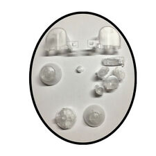 Complete Button Set with Thumbsticks for Nintendo Gamecube Controller Striking ^