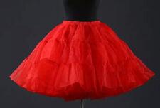 2016NEW Tutu Retro Underskirt Swing Vintage Petticoat Fancy Net Skirt Rockabilly