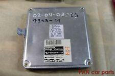 Steuergerät Motor Daihatsu Charade Type G200 1,3 L, 89661-87728