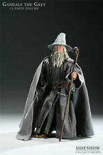 "Sideshow Collectibles Lord of the Rings GANDALF 12"" Action Figure 1/6 Scale 2008"