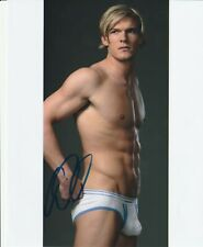 "Alan Ritchson (Tv's ""Smallville"" / ""Titans"" star) Signed photo"