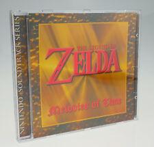The Legend of Zelda Melodies of Time ORIGINAL NINTENDO Soundtrack Series CLUB
