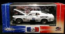 M2 CHASE 70 1970 Ford Mustang Auto-Drags Mr Gasket Race Detailed Collectible Car