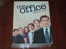 The Office Season 5 - 5DVD R1 TV Series Steve Carell