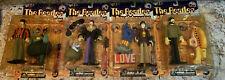 New McFarlane Toys The Beatles Yellow Submarine Figure Set of 4 Lot Series 1
