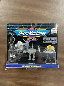 1994 Micro Machines Star Wars The Empire Strikes Back Collection #2 New A1sw