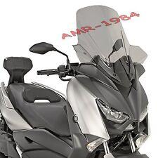 GIVI PARABREZZA  FUME' YAMAHA X-MAX 300 / X-MAX 400 cc  2017-2018 GIVI D2138S