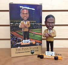 Jerome Bettis THE BUS Pittsburgh Steelers State College Spikes Bobblehead SGA