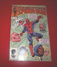 PETER PARKER SPECTACULAR SPIDER-MAN VOL 1 #96 THE FINAL ANSWER! BAGGED 1984