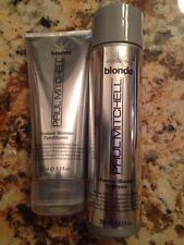 Paul Mitchell Forever Blonde Shampoo 8.5oz&Conditioner 6.8 Set