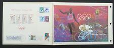 MONACO FRANCE USA CEF 1984 OLYMPIA OLYMPICS OLYMPISCHE SPIELE z2596