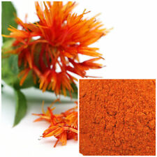 Safflower powder, organic, soap making supplies, Natural colorant.