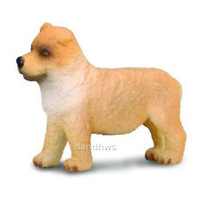 CollectA 88184 Chow Chow Puppy Realistic Dog Figurine Replica Model Toy - NIP