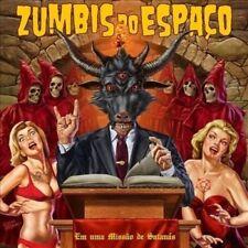 Em Uma Missao De Satanas [New Vinyl LP] Brazil - Import