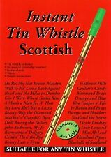 INSTANT TIN WHISTLE SCOTTISH (RED)