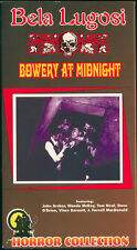 BOWERY AT MIDNIGHT (1942) - Original Hollywood Select / Timeless Video VHS