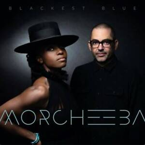 "MORCHEEBA - BLACKEST BLUE (LTD ED) - LP white vinyl + bonus 7"" single"