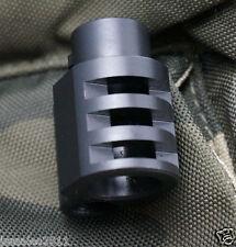 1911 .45 acp Mil-Spec muzzle brake BLACK COMMANDER PUNISHER compensator