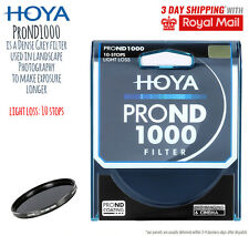 Hoya ProND1000 58mm filter for Canon 18-55mm 55-250mm 70-300mm 28-105mm 50/1.4