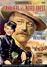 Dvd I CAVALIERI DEL NORD OVEST - (1959) Western *** A&R Productions *** ...NUOVO