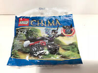 LEGO ~ LEGENDS OF CHIMA ~ 30254 ~ SEALED PACKAGE