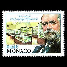 Monaco 2002 - Museum for Prehistoric Anthropology - Sc 2241 MNH